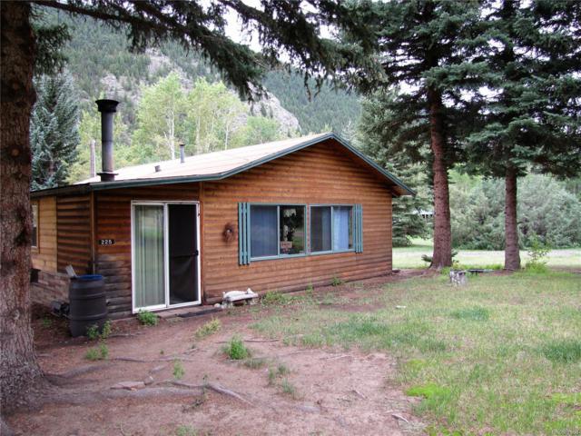 225 Meadow Lane, Bellvue, CO 80512 (MLS #3376410) :: 8z Real Estate