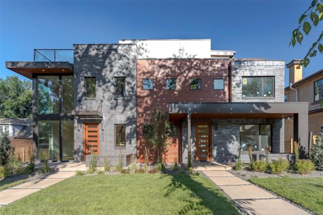 481 S Ogden Street, Denver, CO 80209 (#3377511) :: HomePopper