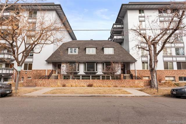555 E 10th Avenue #8, Denver, CO 80203 (#3380495) :: The Scott Futa Home Team