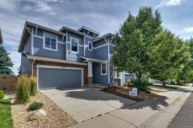 3213 Green Haven Circle, Highlands Ranch, CO 80126 (#3382148) :: The HomeSmiths Team - Keller Williams