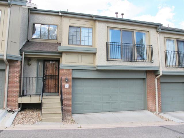 7430 W Coal Mine Avenue B, Littleton, CO 80123 (MLS #3383533) :: 8z Real Estate