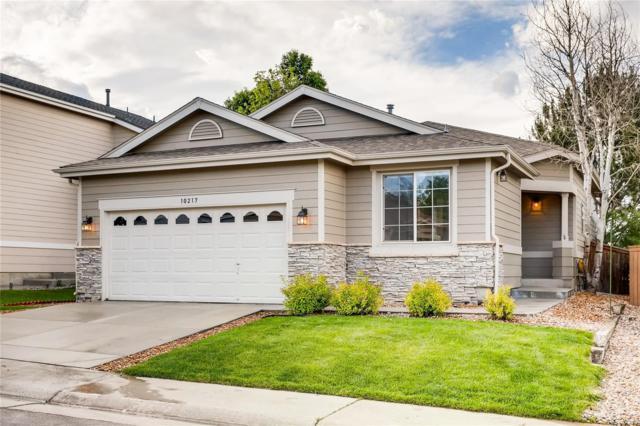 10217 Cherryhurst Lane, Highlands Ranch, CO 80126 (#3386692) :: Bring Home Denver with Keller Williams Downtown Realty LLC