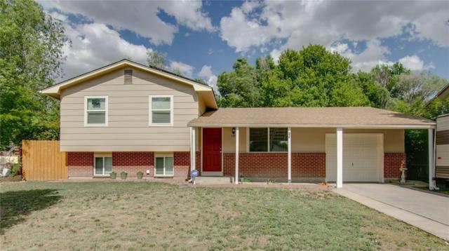 727 Cardinal Street, Colorado Springs, CO 80911 (#3386949) :: The Galo Garrido Group