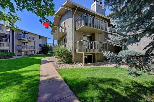 695 Manhattan Drive #220, Boulder, CO 80303 (#3387060) :: Venterra Real Estate LLC