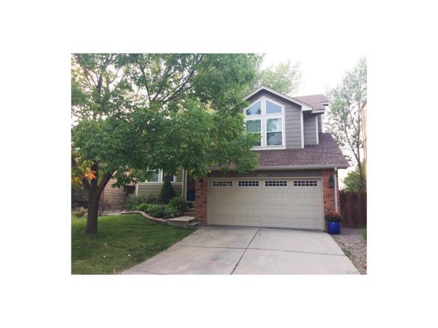 4975 E Ashton Avenue, Castle Rock, CO 80104 (MLS #3387103) :: 8z Real Estate
