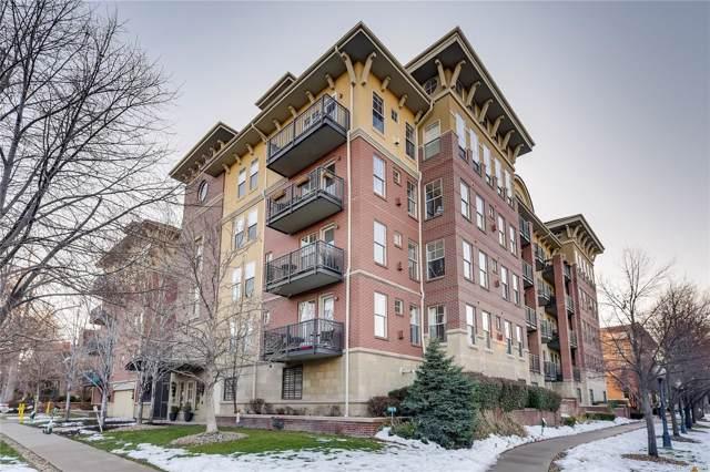 1699 N Downing Street #210, Denver, CO 80218 (#3387301) :: Berkshire Hathaway Elevated Living Real Estate