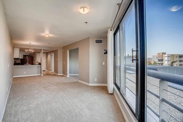 100 Park Avenue #204, Denver, CO 80205 (#3388560) :: The Peak Properties Group