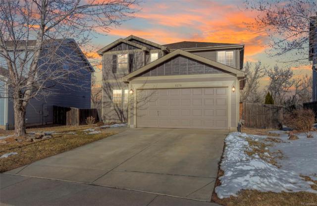 8274 S Norfolk Way, Englewood, CO 80112 (MLS #3389407) :: 8z Real Estate