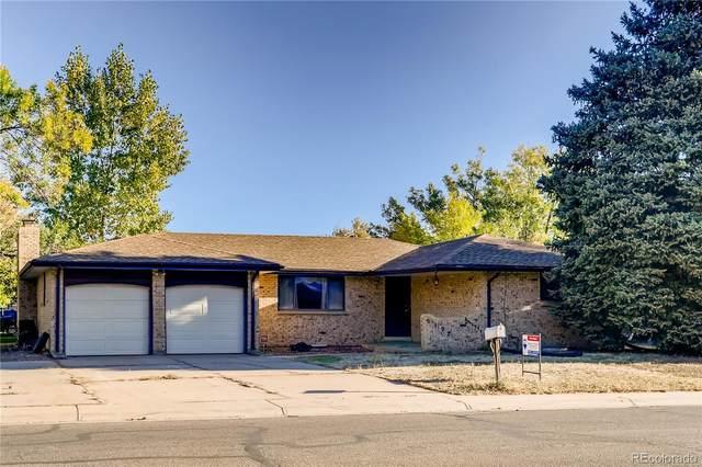 9197 W Woodard Drive, Lakewood, CO 80227 (MLS #3392452) :: 8z Real Estate