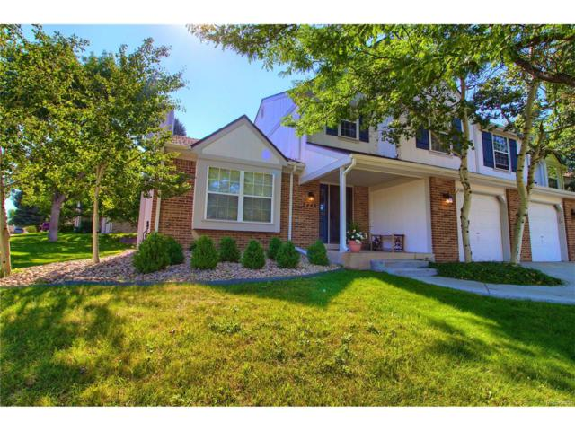 7448 S Krameria Street, Centennial, CO 80112 (MLS #3392876) :: 8z Real Estate