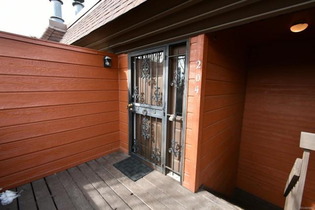 3050 W 32nd Avenue C204, Denver, CO 80211 (#3393038) :: RazrGroup
