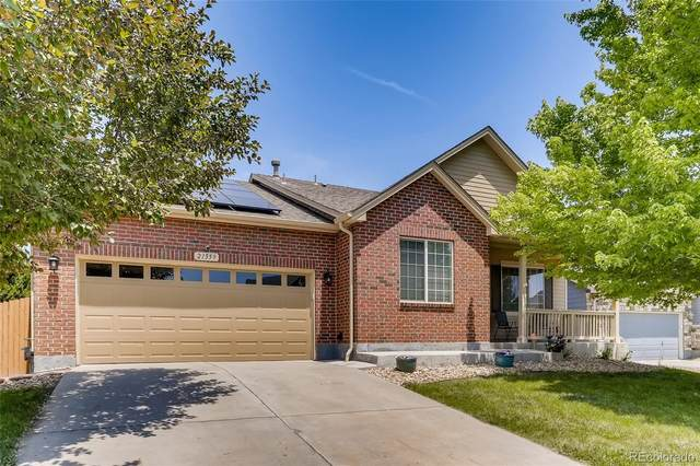 21559 E Mansfield Place, Aurora, CO 80013 (#3393527) :: The DeGrood Team