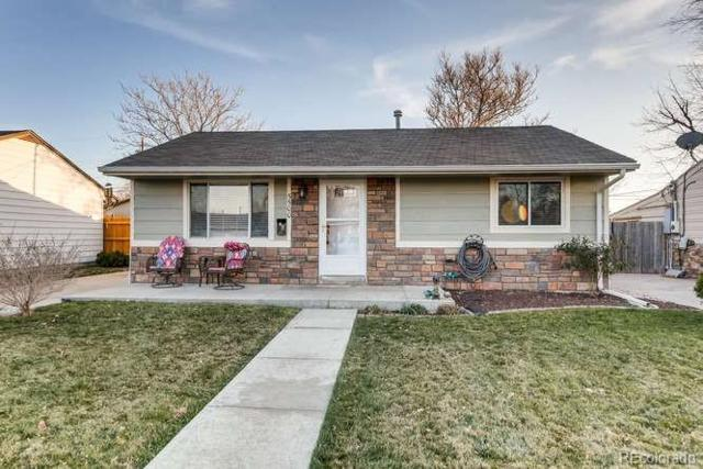 5500 E 65th Way, Commerce City, CO 80022 (#3393843) :: The Peak Properties Group