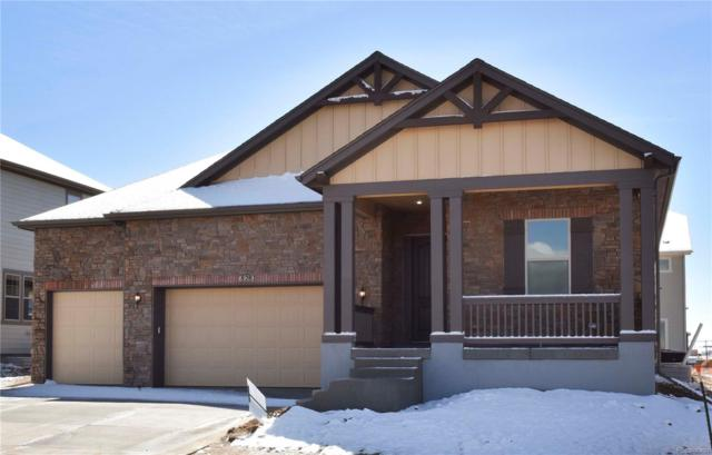 828 Gilpin Circle, Erie, CO 80516 (#3394541) :: The Peak Properties Group