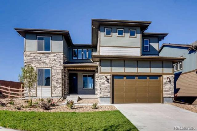 7843 S Grand Baker Court, Aurora, CO 80016 (#3396633) :: The City and Mountains Group