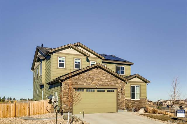 2619 Summerhill Drive, Castle Rock, CO 80108 (#3396712) :: Compass Colorado Realty