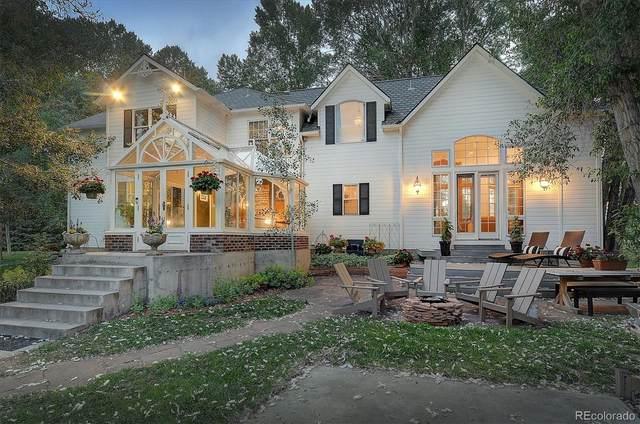 721 W Main Street, Buena Vista, CO 81211 (#3397512) :: Berkshire Hathaway HomeServices Innovative Real Estate
