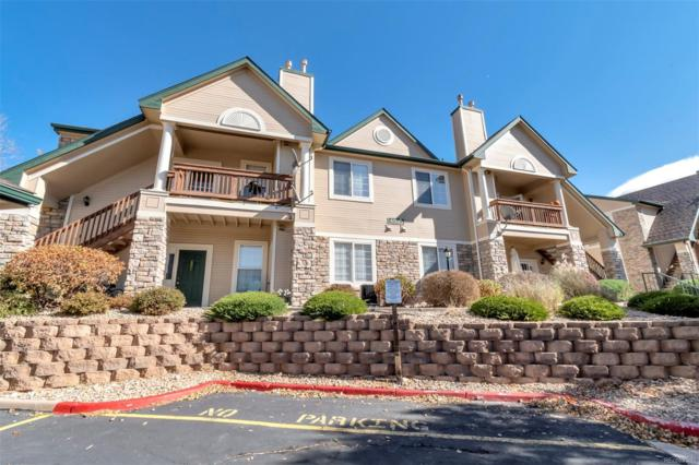 4065 S Crystal Circle #104, Aurora, CO 80014 (#3398459) :: Wisdom Real Estate