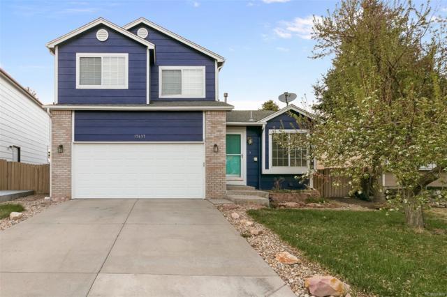 17637 Hoyt Place, Parker, CO 80134 (#3398554) :: The Peak Properties Group
