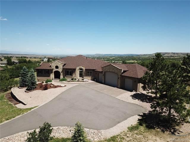 2665 Marlin Way, Castle Rock, CO 80109 (#3401118) :: Wisdom Real Estate