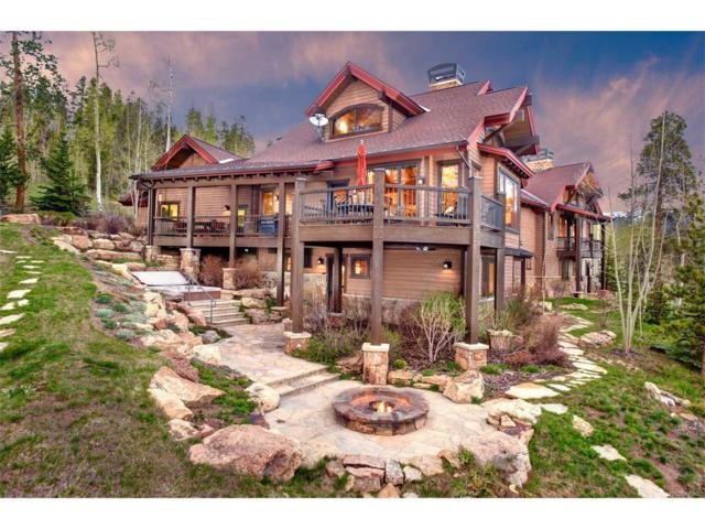 125 Two Cabins Drive, Silverthorne, CO 80498 (MLS #3401420) :: 8z Real Estate