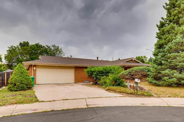 296 S Tucson Circle, Aurora, CO 80012 (MLS #3402313) :: Keller Williams Realty