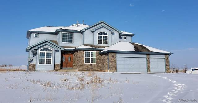 3506 County Road 19, Fort Lupton, CO 80621 (#3403745) :: My Home Team