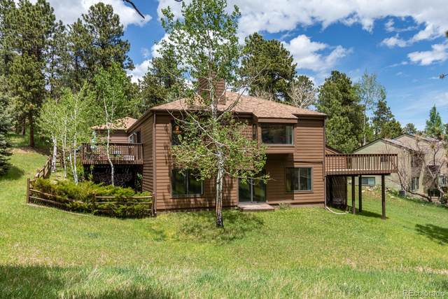 23428 Fescue Drive, Golden, CO 80401 (MLS #3406212) :: 8z Real Estate