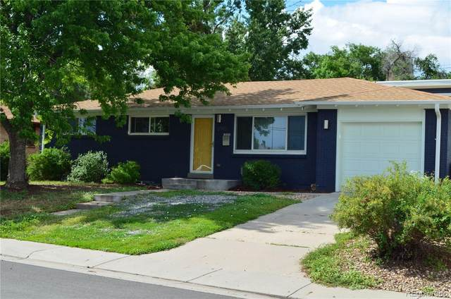 8945 Cole Drive, Arvada, CO 80004 (MLS #3409039) :: Clare Day with Keller Williams Advantage Realty LLC