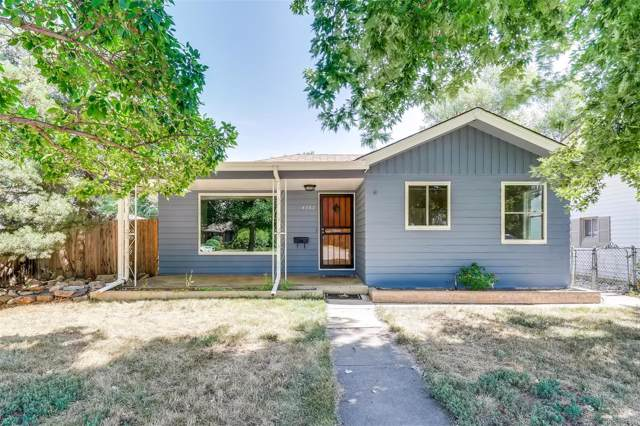 4362 S Logan Street, Englewood, CO 80113 (#3412009) :: The Heyl Group at Keller Williams