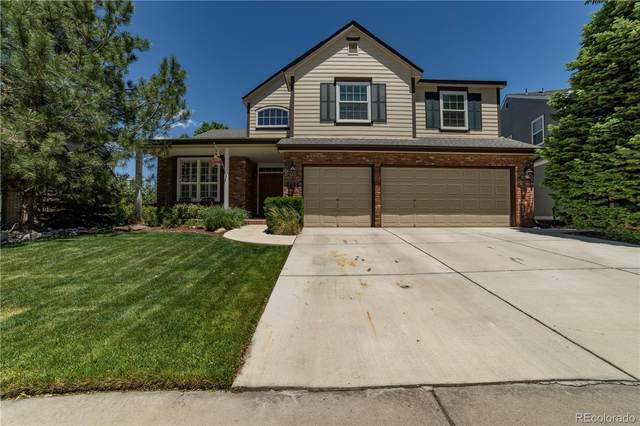 2601 Cactus Bluff Place, Highlands Ranch, CO 80129 (#3414433) :: Bring Home Denver with Keller Williams Downtown Realty LLC