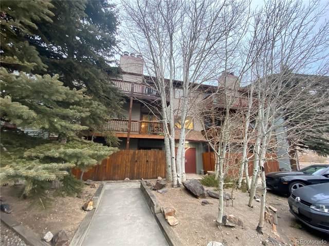 1890 Argentine Street B-201, Georgetown, CO 80444 (#3415655) :: Venterra Real Estate LLC