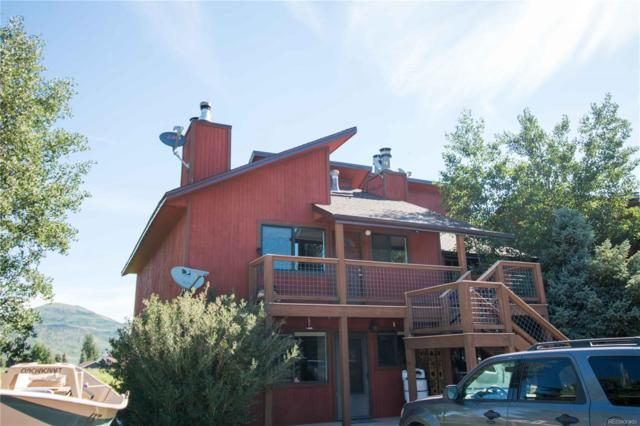 23800 County Road 16 #105, Oak Creek, CO 80467 (#3416273) :: 5281 Exclusive Homes Realty