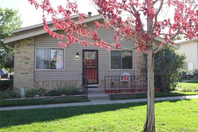 3225 S Garrison Street #37, Lakewood, CO 80227 (#3419134) :: Chateaux Realty Group