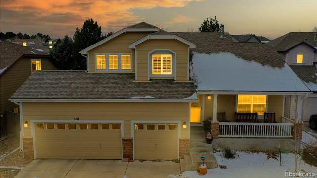 5111 Starflower Court, Castle Rock, CO 80109 (MLS #3419214) :: Bliss Realty Group