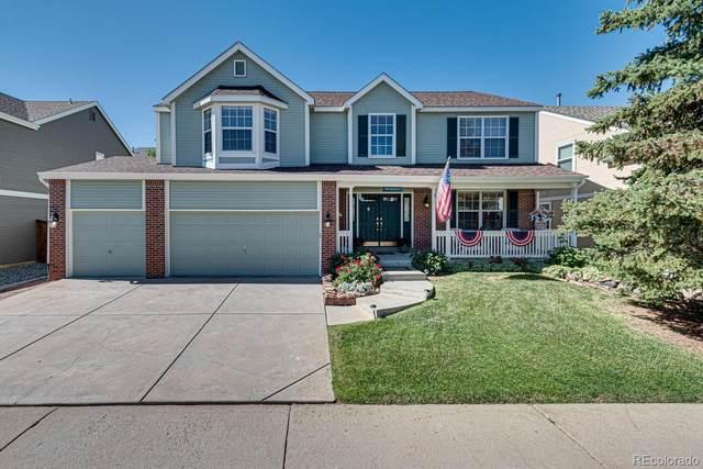 698 E Huntington Place, Littleton, CO 80126 (#3421274) :: The Griffith Home Team