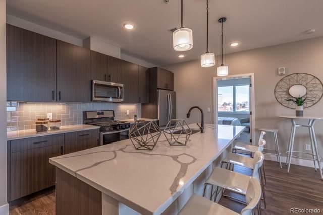 2729 W 28th Avenue #512, Denver, CO 80211 (#3426247) :: The HomeSmiths Team - Keller Williams