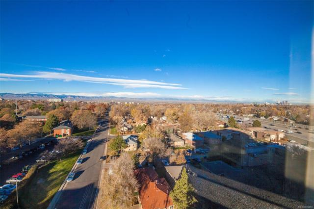 1888 S Jackson Street #1006, Denver, CO 80210 (#3427373) :: 5281 Exclusive Homes Realty