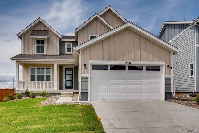 17331 Drake Street, Broomfield, CO 80023 (MLS #3428566) :: 8z Real Estate