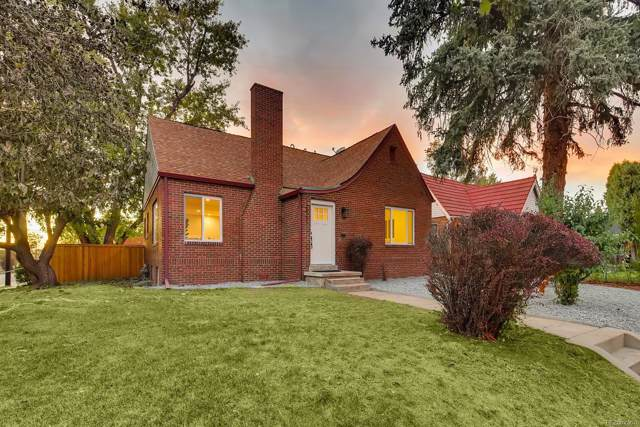 2901 Ash Street, Denver, CO 80207 (#3428888) :: Wisdom Real Estate