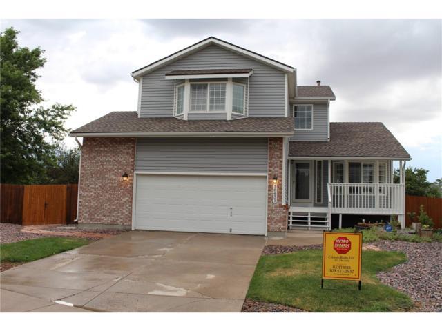 18631 E Chenango Place, Aurora, CO 80015 (MLS #3438419) :: 8z Real Estate