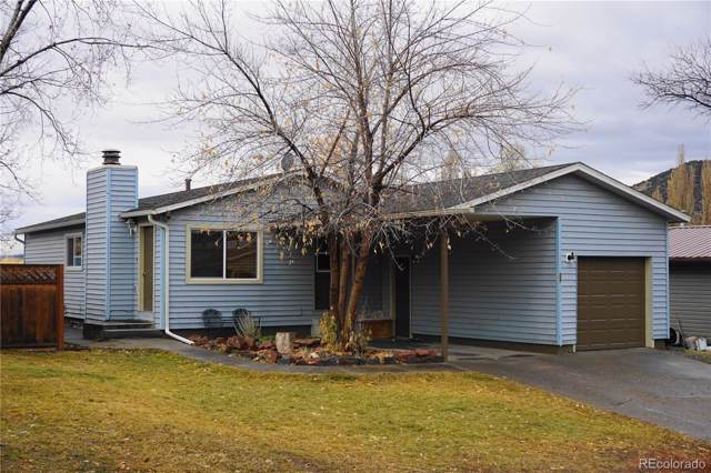 1104 Mark Circle, Meeker, CO 81641 (#3440259) :: The Brokerage Group