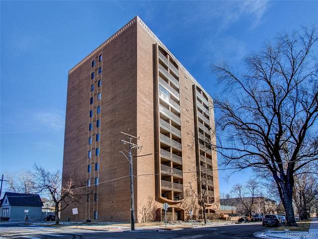 400 S Lafayette Street #806, Denver, CO 80209 (MLS #3440481) :: 8z Real Estate