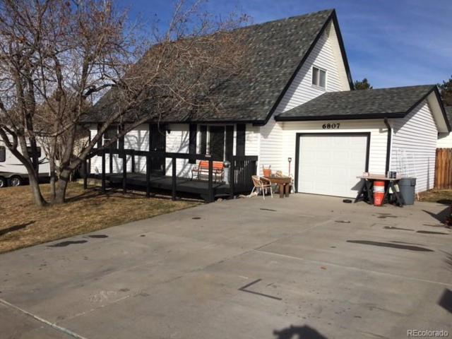 6807 W 79th Drive, Arvada, CO 80003 (#3440879) :: The Peak Properties Group