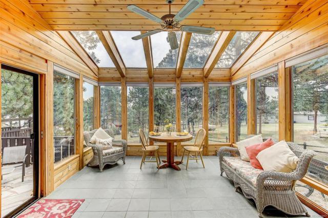 30142 Wingfoot Drive, Evergreen, CO 80439 (#3441246) :: The Peak Properties Group