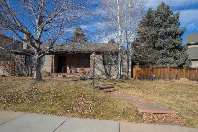 915 S Clayton Way, Denver, CO 80209 (MLS #3441298) :: 8z Real Estate