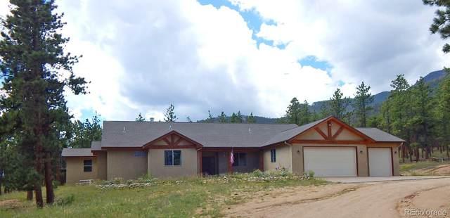 16500 Pine Grove Parkway, Buena Vista, CO 81211 (MLS #3443013) :: 8z Real Estate