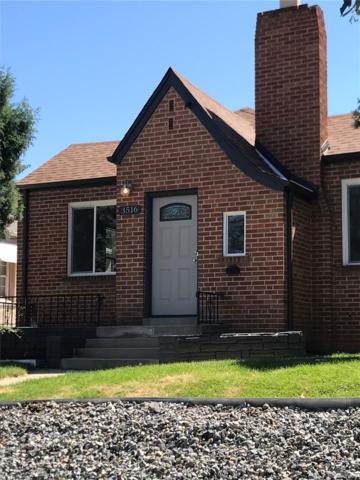 3516 N Saint Paul Street, Denver, CO 80205 (MLS #3447817) :: 8z Real Estate