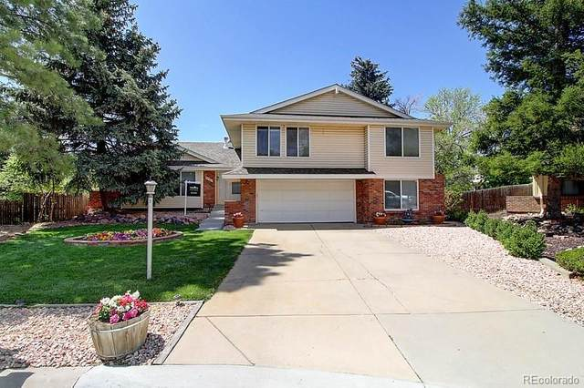 5151 W 99th Court, Westminster, CO 80031 (#3449222) :: The Healey Group