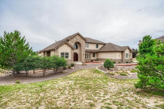 7422 Upton Court, Castle Rock, CO 80104 (#3450396) :: The Artisan Group at Keller Williams Premier Realty